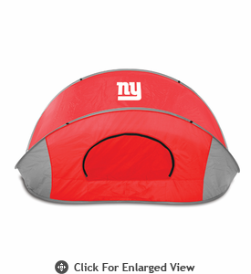 Picnic Time Manta - Red New York Giants