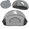 Picnic Time Manta Sun Shelter Michigan State University Spartans - Grey/Black