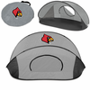 Picnic Time Manta Sun Shelter University of Louisville Cardinals - Grey/Black