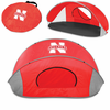 Picnic Time Manta Sun Shelter University of Nebraska Cornhuskers - Red