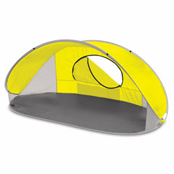 Picnic Time Manta Yellow/Gray/Silver