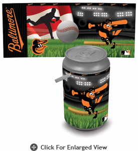 Picnic Time Mega Can Cooler Baltimore Orioles