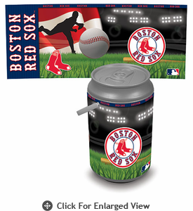 Picnic Time Mega Can Cooler Boston Red Sox