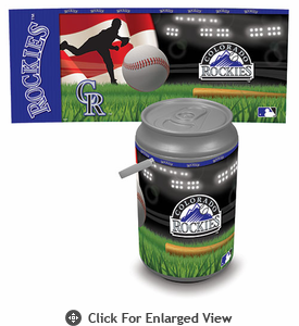 Picnic Time Mega Can Cooler Colorado Rockies