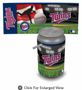 Picnic Time Mega Can Cooler Minnesota Twins