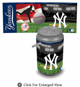 Picnic Time Mega Can Cooler New York Yankees
