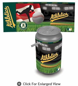Picnic Time Mega Can Cooler Oakland Athletics