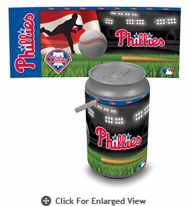 Picnic Time Mega Can Cooler Philadelphia Phillies