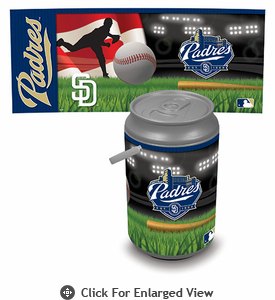 Picnic Time Mega Can Cooler San Diego Padres