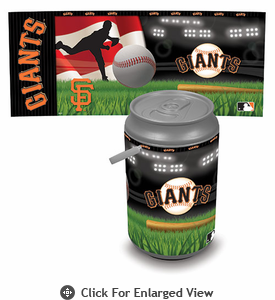 Picnic Time Mega Can Cooler San Francisco Giants