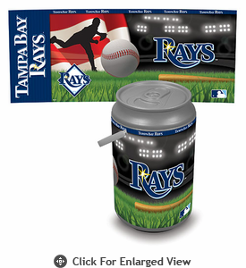 Picnic Time Mega Can Cooler Tampa Bay Rays