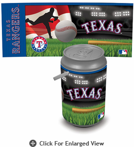 Picnic Time Mega Can Cooler Texas Rangers