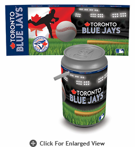 Picnic Time Mega Can Cooler Toronto Blue Jays