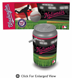 Picnic Time Mega Can Cooler Washington Nationals
