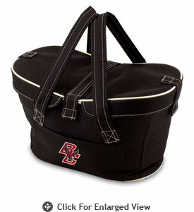 Picnic Time Mercado Basket - Black Boston College Eagles
