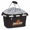 Picnic Time Metro Basket Digital Print - Black Bowling Green State Falcons