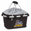 Picnic Time Metro Basket Digital Print - Black James Madison University Dukes