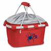 Picnic Time Metro Basket Digital Print - Red University of Richmond Spiders