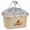 Picnic Time Metro Basket Digital Print - Tan Bowling Green State Falcons
