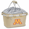 Picnic Time Metro Basket Digital Print - Tan University of Minnesota Golden Gophers