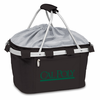 Picnic Time Metro Basket Embroidered- Black Cal Poly Mustangs