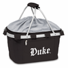 Picnic Time Metro Basket Embroidered- Black Duke University Blue Devils