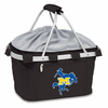 Picnic Time Metro Basket Embroidered- Black McNeese State Cowboys