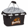 Picnic Time Metro Basket Embroidered- Black Oregon State Beavers