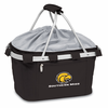 Picnic Time Metro Basket Embroidered- Black Southern Miss Golden Eagles