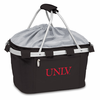 Picnic Time Metro Basket Embroidered- Black University of Nevada LV Rebels