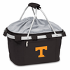 Picnic Time Metro Basket Embroidered- Black University of Tennessee Volunteers