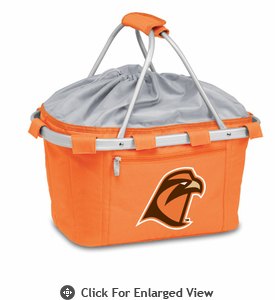 Picnic Time Metro Basket Embroidered- Orange Bowling Green University Falcons