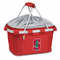 Picnic Time Metro Basket Embroidered- Red Stanford University Cardinal