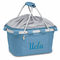 Picnic Time Metro Basket Embroidered- Sky Blue UCLA Bruins
