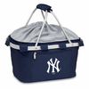Picnic Time Metro Basket - Navy Blue New York Yankees