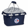 Picnic Time Metro Basket - Navy Blue Toronto Blue Jays