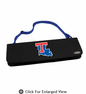 Picnic Time Metro BBQ Tote  Louisiana Tech Bulldogs