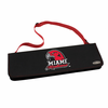 Picnic Time Metro BBQ Tote  Miami University Red Hawks