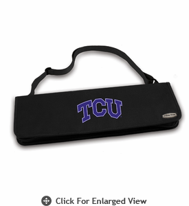 Picnic Time Metro BBQ Tote  TCU Horned Frogs