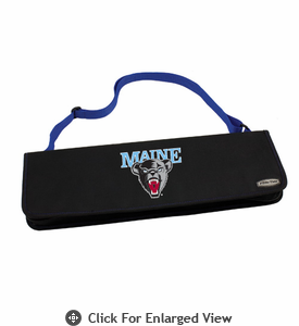 Picnic Time Metro BBQ Tote  University of Maine Black Bears
