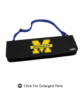 Picnic Time Metro BBQ Tote  University of Michigan Wolverines