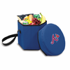 Picnic Time MLB Bongo Cooler - Navy Blue Atlanta Braves