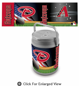 Picnic Time MLB Can Cooler Arizona Diamondbacks