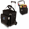 Picnic Time  MLB - Cellar w/ Trolley - Black Kansas City Royals