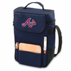 Picnic Time MLB Duet - Navy Blue Atlanta Braves