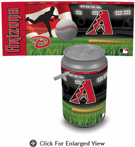 Picnic Time MLB Mega Can Cooler Arizona Diamondbacks