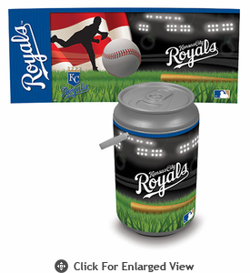Picnic Time MLB -  Mega Can Cooler Kansas City Royals
