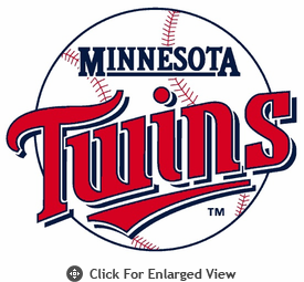 Picnic Time MLB Minnesota Twins
