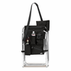 Picnic Time MLB Sports Chair - Black Arizona Diamondbacks
