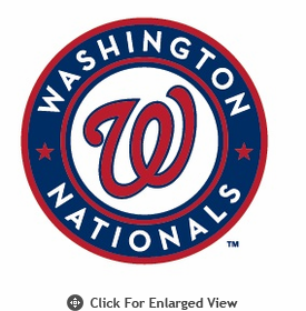 Picnic Time MLB Washington Nationals